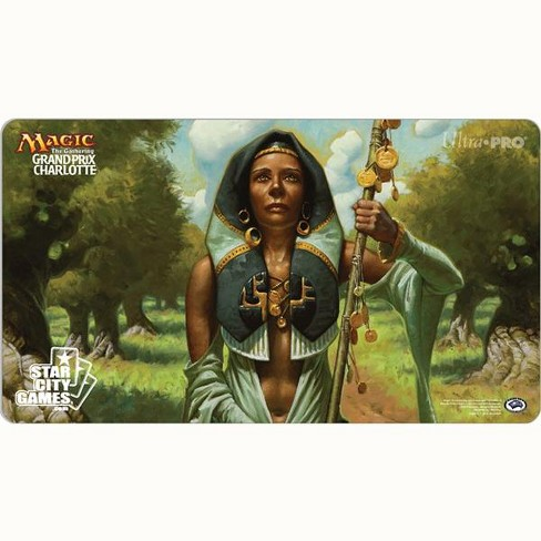 MtG Card Supplies Noble Hierarch Playmat [Grand Prix Charlotte 2015] - image 1 of 1