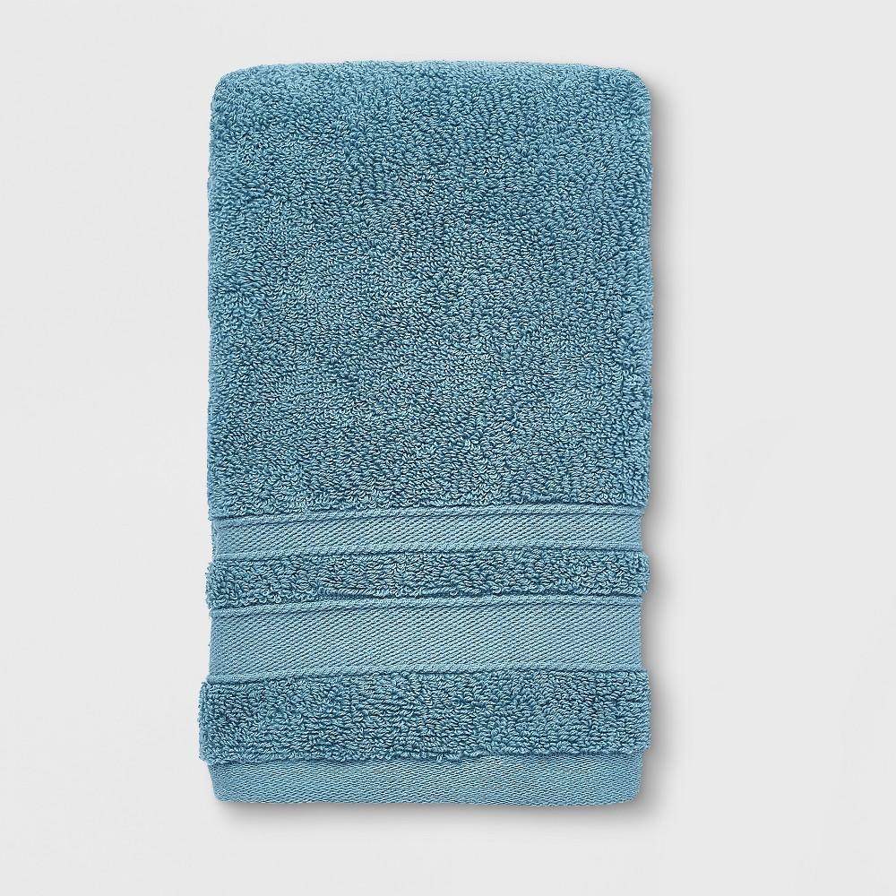 Performance Hand Towel Teal (Blue) - Threshold