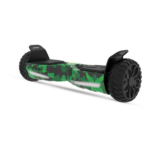 Jetson V8 Sport Hoverboard Self Balancing Scooter Green - image 1 of 9