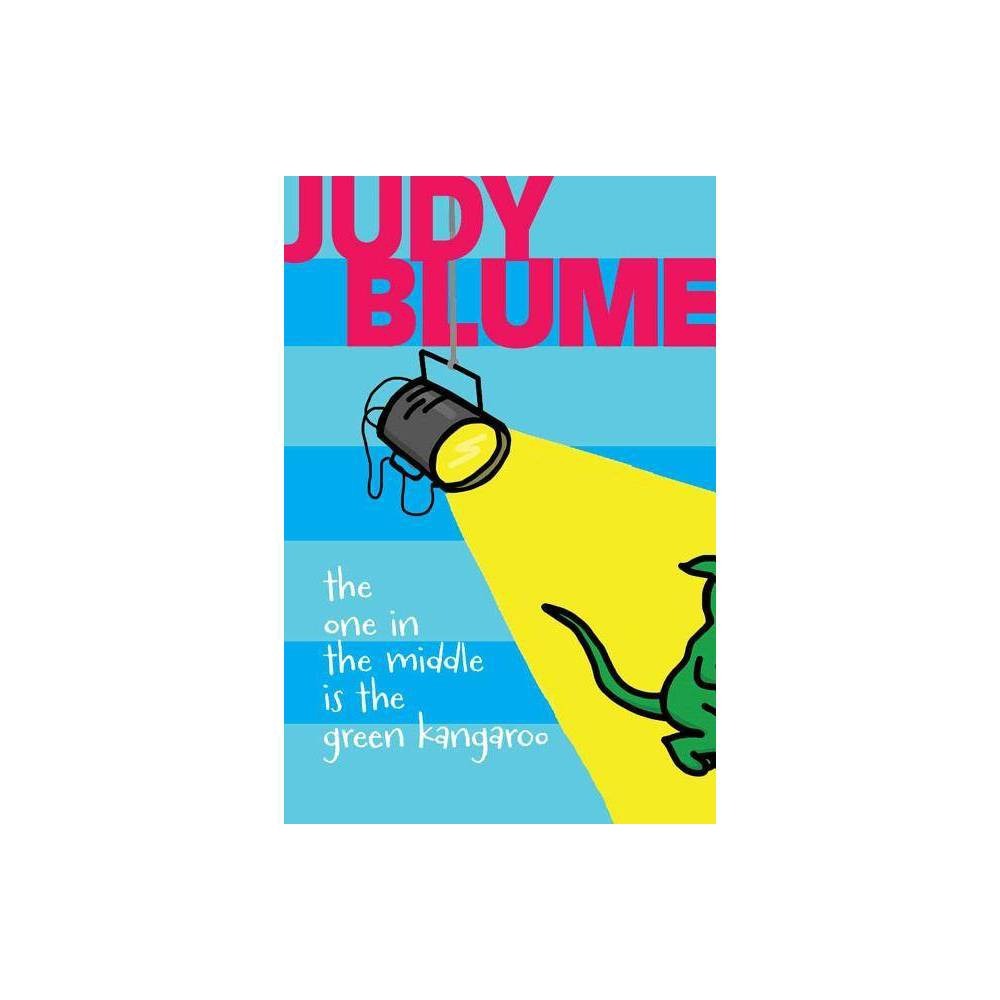 The One In The Middle Is The Green Kangaroo By Judy Blume Paperback