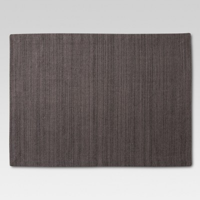 Placemat Solid Gray - Threshold™