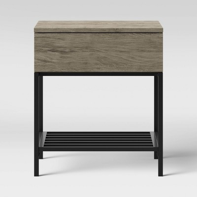 Loring End Table Gray - Project 62™