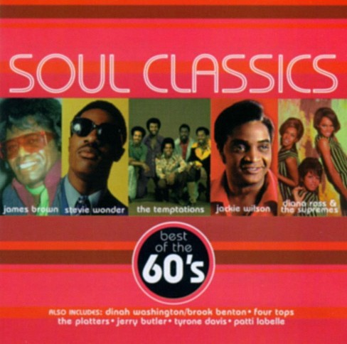 Various - 60s soul classics (CD) - image 1 of 1