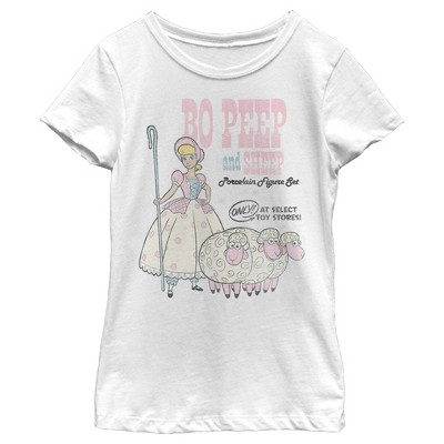 Girl's Toy Story Bo Peep Select Stores T-Shirt