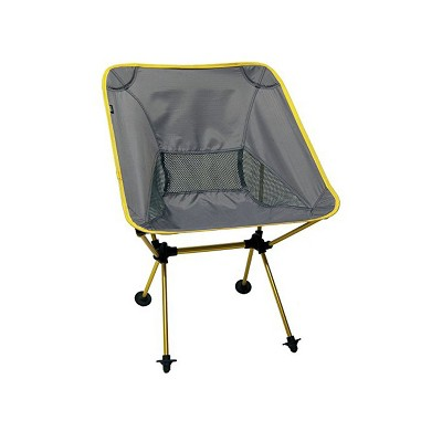TravelChair 7789 Joey Chair Portable Compact Camping Hunting Fishing 300 Pound Capacity, Gray