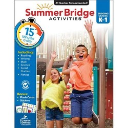 Summer Bridge Activities Grades K–1