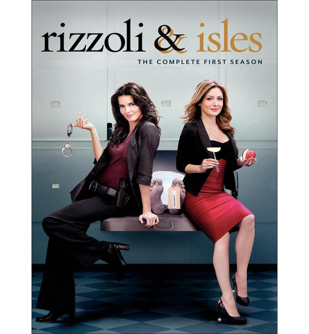 Warner Brothers Rizzoli & Isles: The Complete First Seaso...
