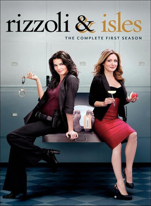 Rizzoli & Isles: The Complete First Season (3 Discs) (Widescreen) - image 1 of 1