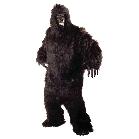 Men's Gorilla Costume - One Size Fits Most - image 1 of 1