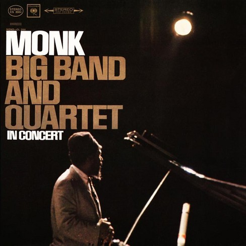 Thelonious monk - Big band and quartet in concert (Vinyl) - image 1 of 1