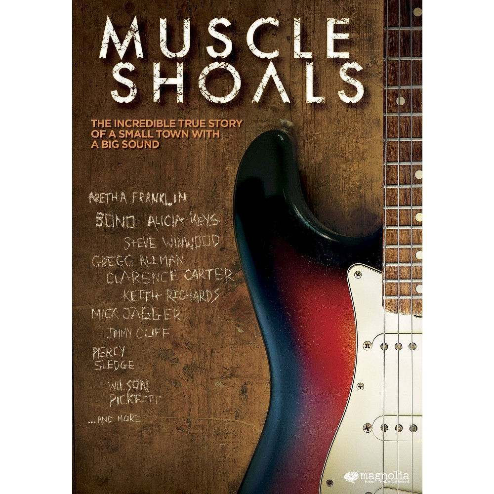 Muscle Shoals (Dvd), Movies