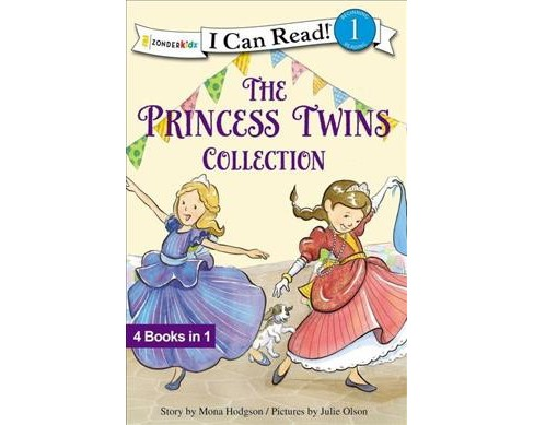 Princess Twins Collection (Hardcover) (Mona Hodgson) - image 1 of 1