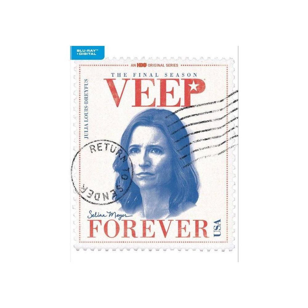 Veep The Complete Seventh Season Blu Ray