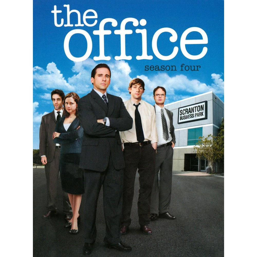 The Office: Season Four [4 Discs]
