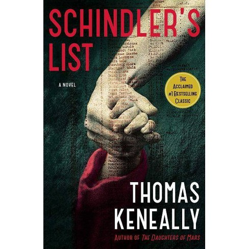 Schindler's List - by  Thomas Keneally (Paperback) - image 1 of 1