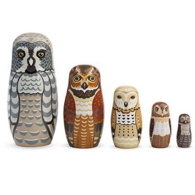 Magic Cabin - Owl Nesting Set