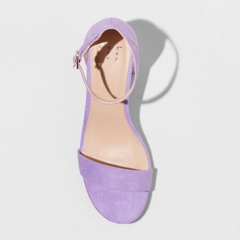 ecebb73434f5 Women s Michaela Mid Block Heel Pump Sandals - A New Day™   Target