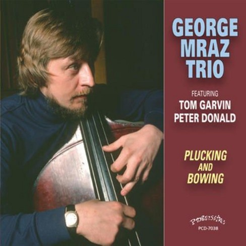George mraz - Plucking and bowing (CD) - image 1 of 1