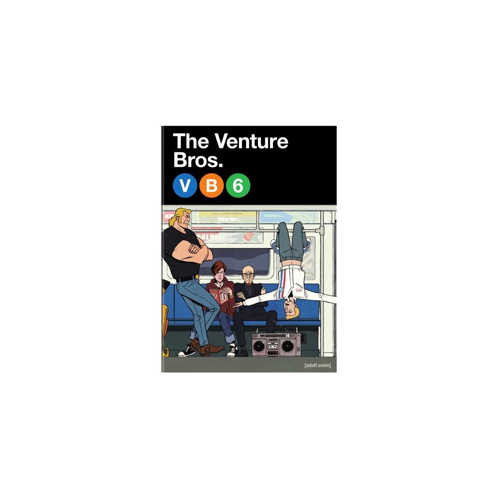 Venture Bros:Complete Season Six (Dvd)