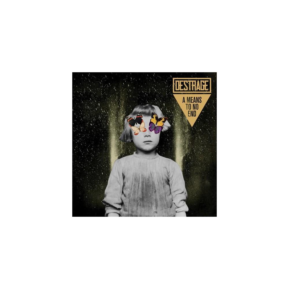 Destrage - Means To No End (CD)
