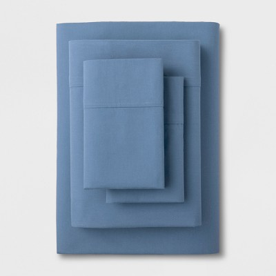 Solid Easy Care Sheet Set (Queen)Light Blue - Made By Design™