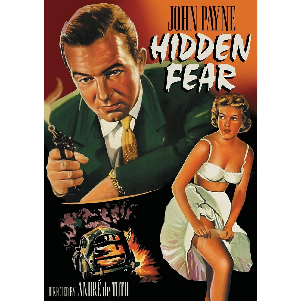 Hidden Fear (Dvd), Movies