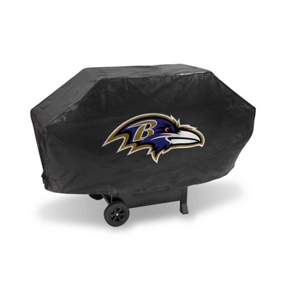 NFL Baltimore Ravens Deluxe Grill Cover