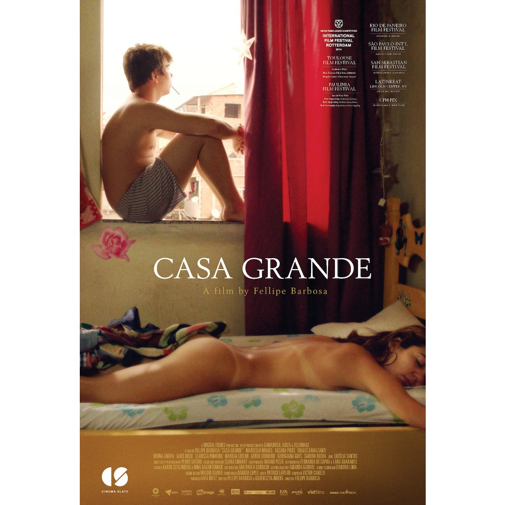 Casa Grande (Dvd), Movies
