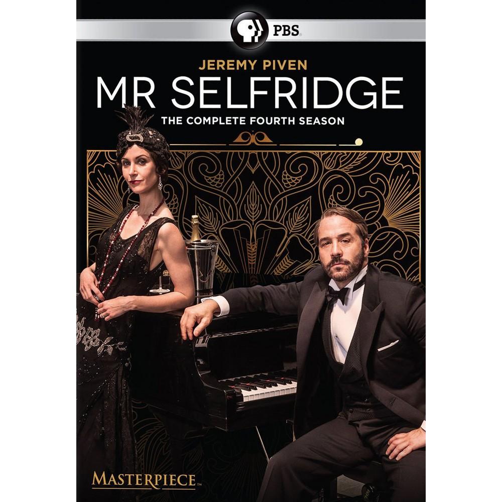 Mr. Selfridge:Season 4 (Dvd)