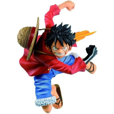 Bandai Ichibansho One Piece Monkey D. Luffy (Dynamism of Ha) Figure Statue