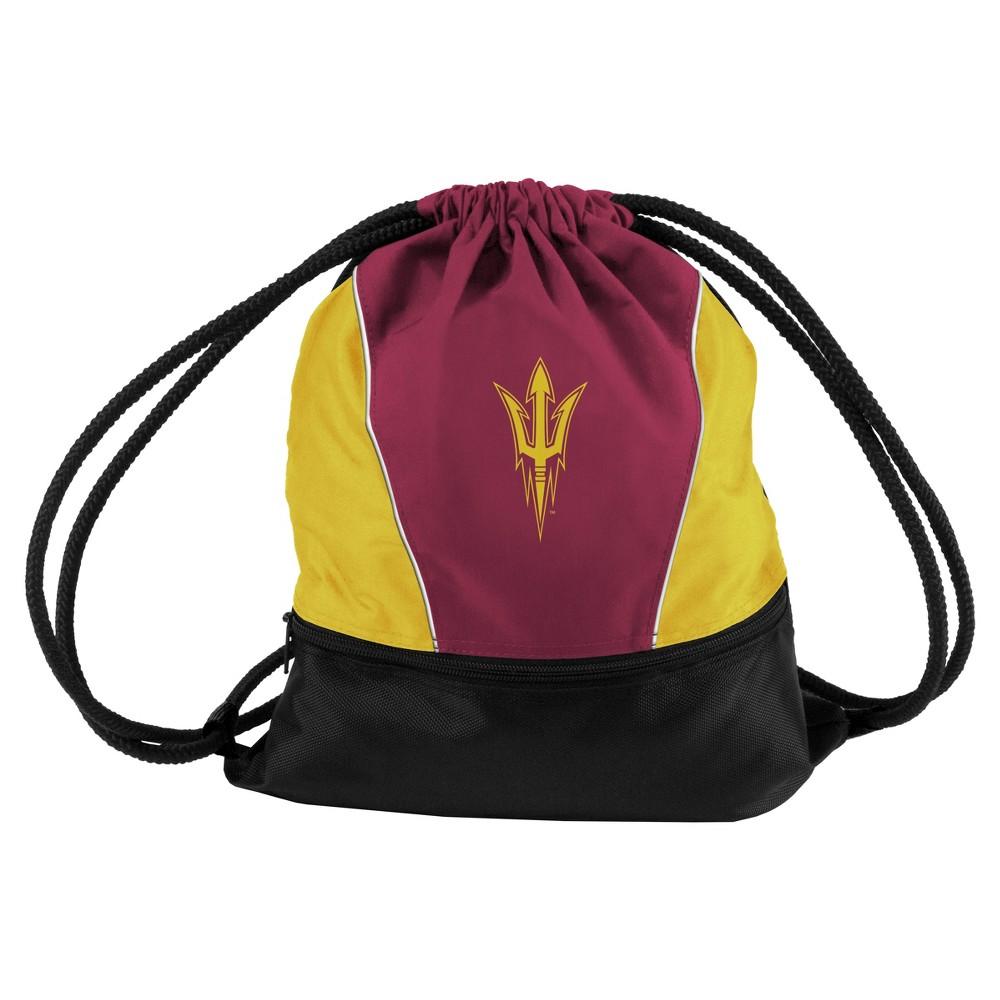 NCAA Arizona State Sun Devils Logo Brands Sprint Drawstring Bag