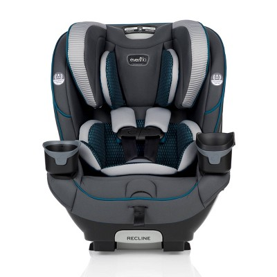 Evenflo EveryFit 4-in-1 Convertible Car Seat - Sawyer