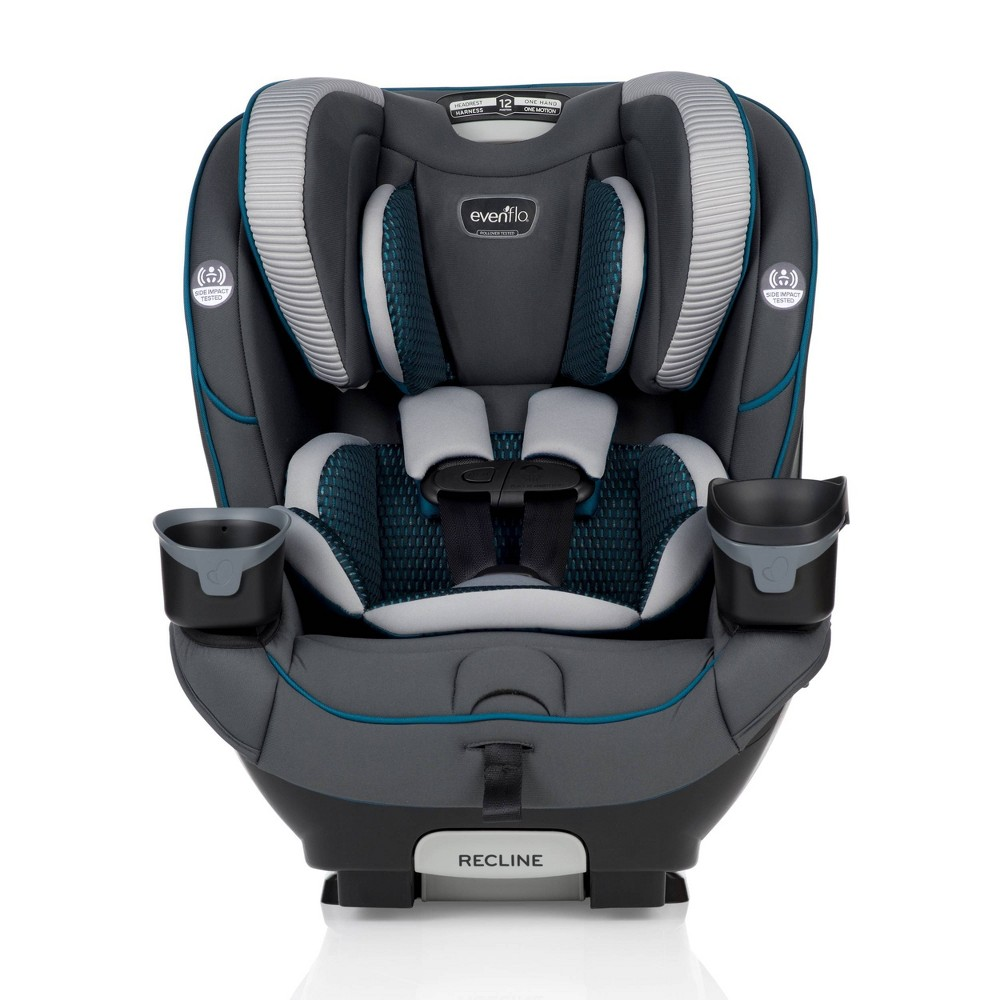Evenflo Everyfit 4 In 1 Convertible Car Seat Sawyer