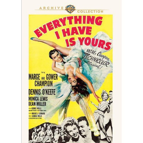 Everything I Have Is Yours (DVD) - image 1 of 1