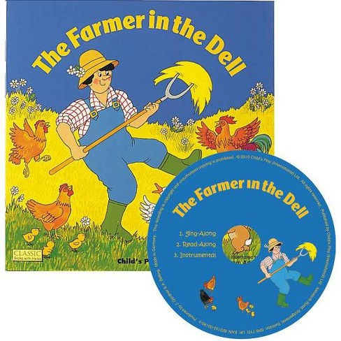 The Farmer in the Dell - (Classic Books with Holes) (Mixed media product) - image 1 of 1