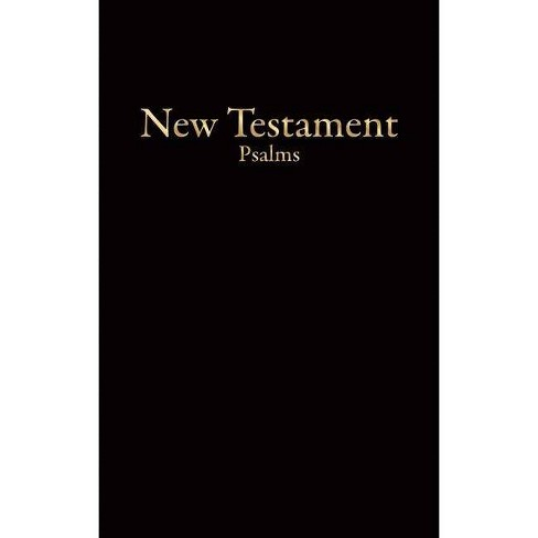 Economy New Testament with Psalms-KJV - (Paperback) - image 1 of 1