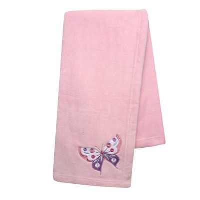Bedtime Originals Butterfly Kisses Baby Blanket