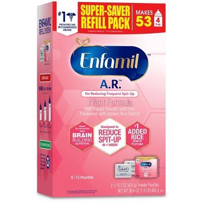 Enfamil A.R. Infant Formula Powder Refill Box - 30.4oz