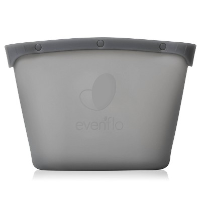 Evenflo Silicone Reusable Sanitizer Microwave Steam Bags