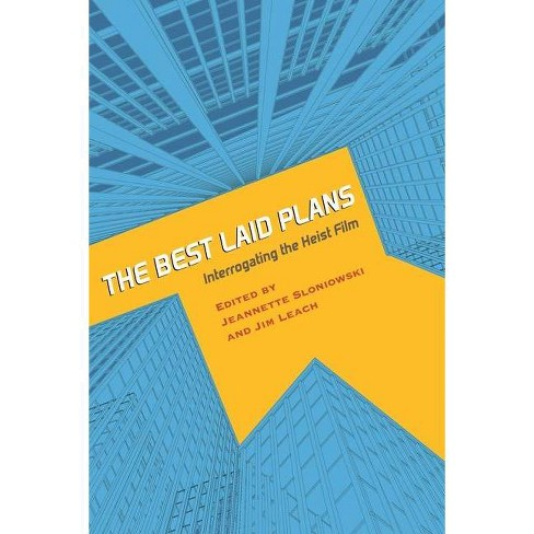 The Best Laid Plans - (Contemporary Approaches to Film and Media) (Paperback) - image 1 of 1