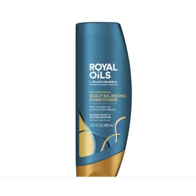 Head and Shoulders Royal Oils Moisture Renewal Conditioner with Coconut Oil - 13.5 fl oz