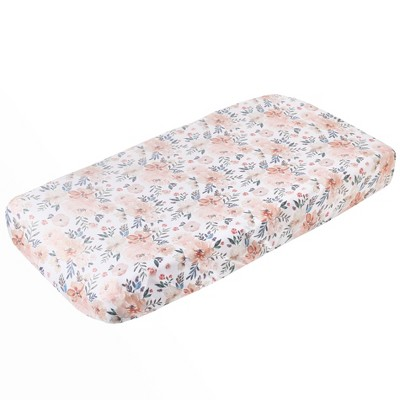 Copper Pearl Premium Diaper Changing Pad Cover - Autumn