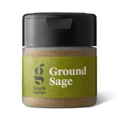 Ground Sage - 0.6oz - Good & Gather™