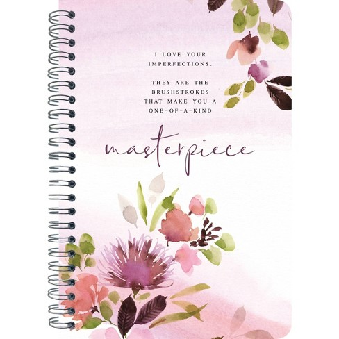 "2021 Spiral Planner 5"" x 8"" Beauty & Light Stephanie Ryan Weekly/Monthly - Trends International - image 1 of 3"
