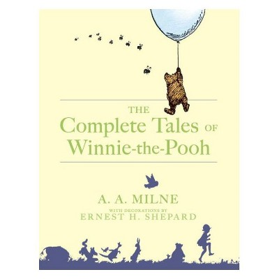 Complete Tales of Winnie-The-Pooh (Hardcover)(A. A. Milne)