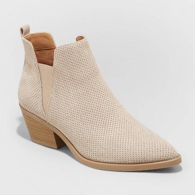 Women's Sylvie Ankle Boots - Universal Thread™