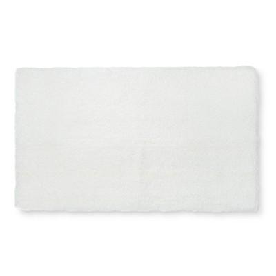 34 x20  Tufte Spa Bath Rug Cream - Fieldcrest®
