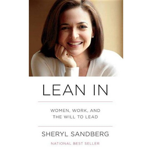 Lean in (Hardcover) by Sheryl Sandberg - image 1 of 1