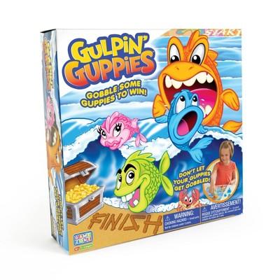 Gulpin' Guppies Game