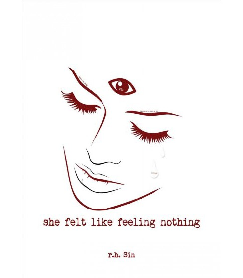She Felt Like Feeling Nothing -  by R. H. Sin (Paperback) - image 1 of 1